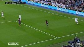 Реал – Эйбар: гол Асенсио