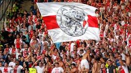 Фанаты Аякса устроили сумасшедшую поддержку команде на тренировке перед матчем с Фейеноордом