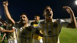 Росарио Сентраль совершил суперкамбек в Кубке Аргентины, играя в меньшинстве с 1-й минуты