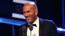 Зидан: Выиграть Примеру труднее, чем одержать победу в Лиге чемпионов