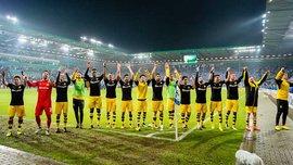 Борусія встановила новий клубний рекорд виїзних перемог поспіль у Кубку Німеччини