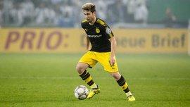 Геррейро забив неймовірний гол на тренуванні Борусії Д
