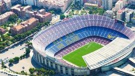 "Барселона близька до продажу назви ""Камп Ноу"" за 400 млн євро"