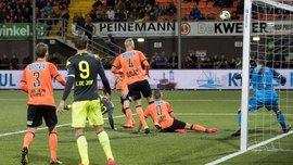 Арендованный у Челси ван Гинкель забил сумасшедший гол за ПСВ в овертайме Кубка Нидерландов