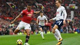 Манчестер Юнайтед переміг Тоттенхем завдяки голу Мартіаля