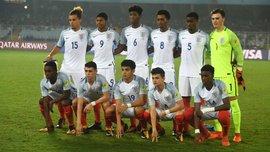 Англія U-17 здійснила мегакамбек у матчі з Іспанією U-17  і виграла ЧС-2017