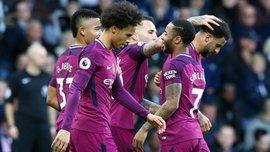 Вест Бромвіч – Манчестер Сіті – 2:3 – Відео голів і огляд матчу