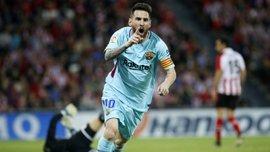 Барселона уверенно победила Атлетик в Бильбао