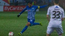 Нойок забил великолепный гол и отдал два ассиста в матче за Динамо Минск