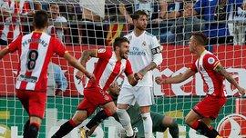 Хавбек Жироны Порту забил красивый победный гол Реалу, который нельзя было засчитывать