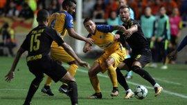 Боруссия Дортмунд – АПОЭЛ: где смотреть онлайн матча Лиги чемпионов 2017/18