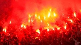 УЄФА оштрафував Шахтар на 12 тисяч євро