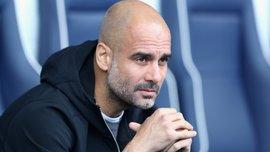 Гвардиола: В Манчестер Сити мало игроков с серьезным опытом выступлений в Лиге чемпионов