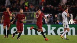 Рома – Челсі – 3:0 – Відео голів та огляд матчу