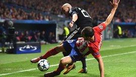 Атлетико – Карабах – 1:1 – Видео голов и обзор матча