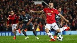 Манчестер Юнайтед – Бенфика – 2:0 – Видео голов и обзор матча