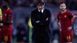 Конте: Челсі не вистачило інстинкту вбивці у матчі проти Роми
