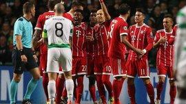 Селтик – Бавария – 1:2 – Видео голов и обзор матча