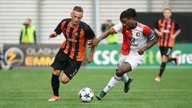 Юнацька ліга УЄФА: Шахтар зіграв внічию з Фейєнордом