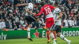 Монако та Бешикташ у непростому матчі розділили очки