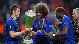 Феллаини провел переговоры с Бешикташем о переходе из Манчестер Юнайтед