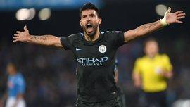 Лига чемпионов: Манчестер Сити вырвал победу у Наполи