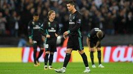 Реал проиграл в групповой стадии Лиги чемпионов впервые с 2012 года и прервал рекордную серию