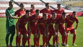 6 гравців Спартака U-19 симулювали травми, забивши гол Севільї в компенсований час