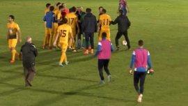 Арбітр нагло завершив матч, коли Понферрадіна забивала гол Сеговіані