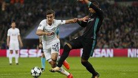 Тоттенхэм – Реал: Каземиро опозорился, симулируя фол со стороны Винкса