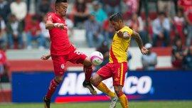 В чемпионате Мексики арбитр завершил матч за секунду до гола хавбека Толуки Барриентоса