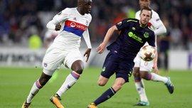 Ліон – Евертон – 3:0 – Відео голів та огляд матчу