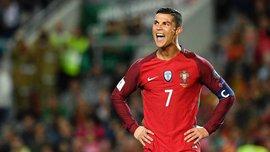 Роналду не отримав виклик зі збірної Португалії, Антунеш може зіграти