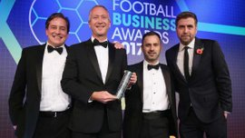 Віце-президент Монако Васільєв став найкращим футбольним функціонером 2017 року в Європі