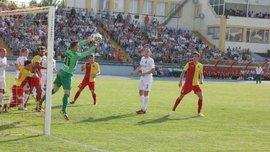Верес – Зірка – 0:0 – Відеоогляд матчу