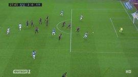 Реал Сосьєдад – Ейбар: гол Янузая