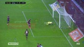 Реал Сосьєдад – Ейбар: гол Хосе Вілліана