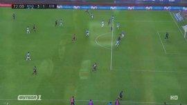 Реал Сосьедад – Эйбар: гол Хордана