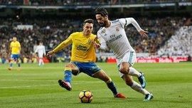Реал – Лас-Пальмас – 3:0 – Відео голів та огляд матчу