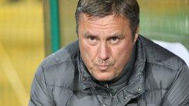 Хацкевич – найкращий тренер 15-го туру УПЛ