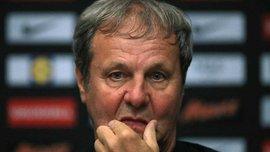 Тренер Словаччини Козак: Основний акцент зроблю на гравців, які не мали достатньо практики у відборі