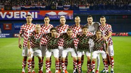 Хорватія розгромила Грецію у першому матчі плей-офф до чемпіонату світу