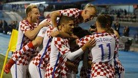 Хорватия – Греция – 4:1 – Видео голов и обзор матча