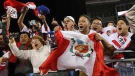 Перу – Новая Зеландия: почти 700 тысяч перуанцев приняли участие в лотерее за право купить билеты на игру