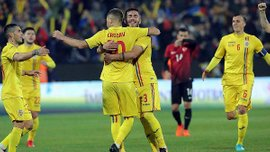Товарищеские матчи: Румыния победила Турцию Луческу, Нидерланды одолели Шотландию