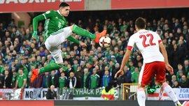 Північна Ірландія – Швейцарія – 0:1 – Відео гола та огляд матчу