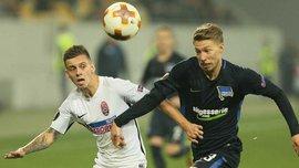 Лунев может пропустить игру против Англии U-21