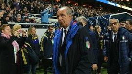 Вентура: У Италии еще есть 90 минут, чтобы исправить положение