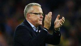 Тренер Швеции Андерссон: Это лишь полпути к успеху