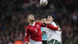 Дания – Ирландия – 0:0 – Видеообзор матча